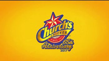 Church's Chicken 2-Piece Mixed & Biscuit TV Spot, 'Gran comida' [Spanish] - Thumbnail 7
