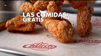 Church's Chicken 2-Piece Mixed & Biscuit TV Spot, 'Gran comida' [Spanish] - Thumbnail 2