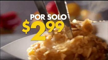 Church's Chicken 2-Piece Mixed & Biscuit TV Spot, 'Gran comida' [Spanish] - Thumbnail 3