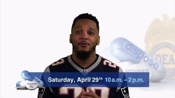 DEA TV Spot, '2017 Prescription Drug Take Back Day' Featuring Patrick Chung - Thumbnail 3