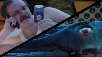Old Spice Krakengard TV Spot, 'Adult Swim: Squid Cop' - Thumbnail 8