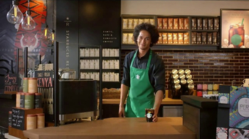 Starbucks Nariño 70 Cold Brew TV Spot, 'Sounds of Coffee' - Thumbnail 7