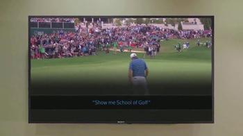 XFINITY X1 TV Spot, 'Golf Channel Shows' - Thumbnail 3