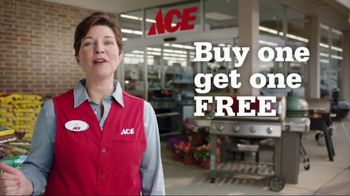 ACE Hardware Buy One Get One Free Sale TV Spot, 'So Many Deals' - 2180 commercial airings