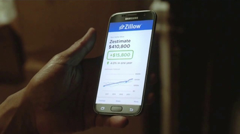 Zillow TV Spot, 'Baby High Five' - Thumbnail 8