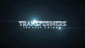 Transformers: The Last Knight Knight Armor Turbo Changers TV Spot, 'Power' - Thumbnail 1
