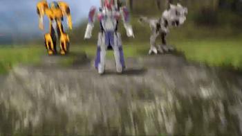Transformers: The Last Knight Knight Armor Turbo Changers TV Spot, 'Power' - Thumbnail 7