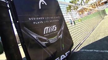 Head Tennis MXG TV Spot, 'Tennis Channel: Both' Featuring Ivan Ljubicic - Thumbnail 3