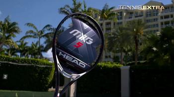 Head Tennis MXG TV Spot, 'Tennis Channel: Both' Featuring Ivan Ljubicic - Thumbnail 7