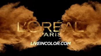 L'Oreal Paris Feria Fashion Metallics TV Spot, 'Colores puros' [Spanish] - Thumbnail 9