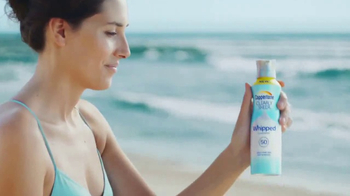 Coppertone Clearly Sheer Whipped TV Spot, 'Beach' - Thumbnail 2