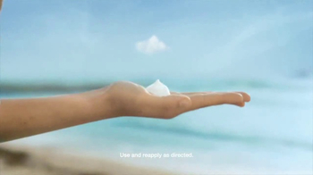 Coppertone Clearly Sheer Whipped TV Spot, 'Beach' - Thumbnail 4