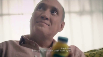 Bayer Low Dose TV Spot, 'Every Step Counts' - Thumbnail 6