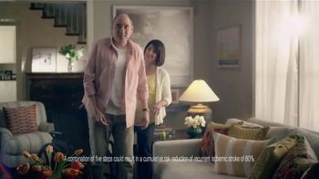 Bayer Low Dose TV Spot, 'Every Step Counts' - 3844 commercial airings