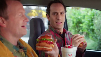 Sonic Drive-In Ultimate Chicken Club TV Spot, 'Have It All' - 823 commercial airings