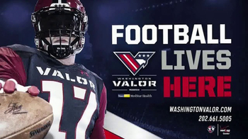 Washington Valor TV Spot, 'It's Time' - Thumbnail 3