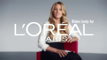 L'Oreal Paris Color Vibrancy TV Spot, 'Just Shine' Featuring Blake Lively - Thumbnail 1