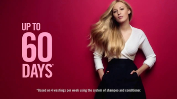 L'Oreal Paris Color Vibrancy TV Spot, 'Just Shine' Featuring Blake Lively - Thumbnail 9