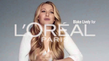 L'Oreal Paris Color Vibrancy TV Spot, 'Just Shine' Featuring Blake Lively - 4193 commercial airings