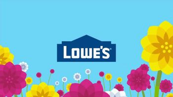 Lowe's Spring Savings TV Spot, 'Perennials & Garden Soil' - Thumbnail 1