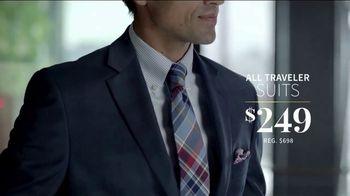 JoS. A. Bank TV Spot, 'Suits, Shirts and Pants' - Thumbnail 4