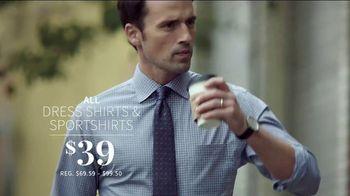 JoS. A. Bank TV Spot, 'Suits, Shirts and Pants' - Thumbnail 6