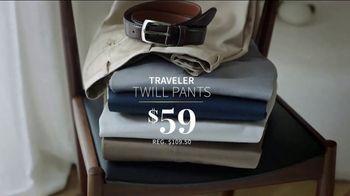 JoS. A. Bank TV Spot, 'Suits, Shirts and Pants' - Thumbnail 8