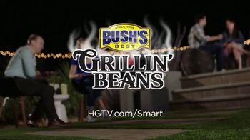 Bush's Best Grillin' Beans TV Spot, 'HGTV: 2017 Smart Home Gathering' - Thumbnail 9
