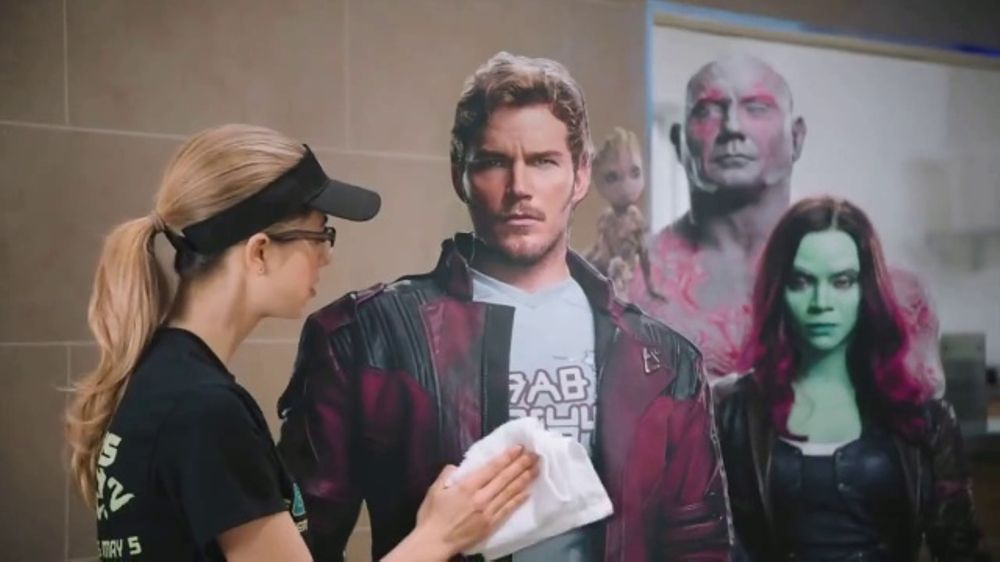 Dairy Queen Guardians Awesome Mix Blizzard TV Commercial, 'Teamwork'