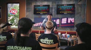 Dairy Queen Guardians Awesome Mix Blizzard TV Spot, 'Teamwork' - Thumbnail 3