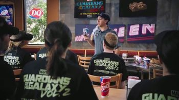 Dairy Queen Guardians Awesome Mix Blizzard TV Spot, 'Teamwork' - Thumbnail 4