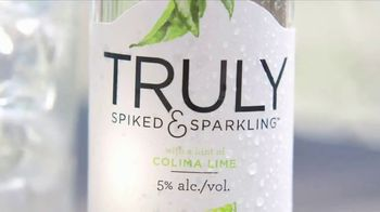 Truly Spiked & Sparkling Colima Lime TV Spot, 'Discover' - Thumbnail 1