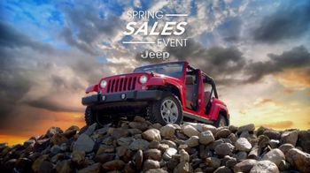 Jeep Spring Sales Event TV Spot, 'Far From Home: 2017 Jeep Grand Cherokee' [T2]