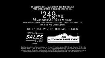 Jeep Spring Sales Event TV Spot, 'Far From Home: 2017 Jeep Grand Cherokee' [T2] - Thumbnail 7