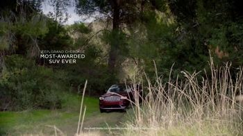 Jeep Spring Sales Event TV Spot, 'Far From Home: 2017 Jeep Grand Cherokee' [T2] - Thumbnail 2