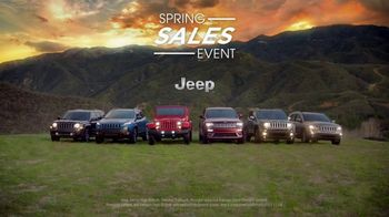 Jeep Spring Sales Event TV Spot, 'Far From Home: 2017 Jeep Grand Cherokee' [T2] - Thumbnail 6