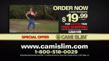 Cami Slim TV Spot, 'Sweat' - Thumbnail 8