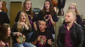 Radio Disney TV Spot, 'Classroom Karaoke' Featuring Tegan Marie - 15 commercial airings