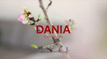 Dania Spring Upholstery Sale TV Spot, 'Enjoy Great Savings' - Thumbnail 1