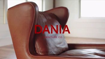 Dania Spring Upholstery Sale TV Spot, 'Enjoy Great Savings' - Thumbnail 7