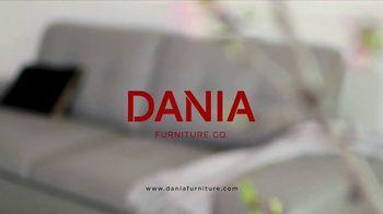 Dania Spring Upholstery Sale TV Spot, 'Enjoy Great Savings' - Thumbnail 2