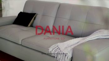 Dania Spring Upholstery Sale TV Spot, 'Enjoy Great Savings' - Thumbnail 3