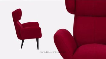 Dania Spring Upholstery Sale TV Spot, 'Enjoy Great Savings' - Thumbnail 6