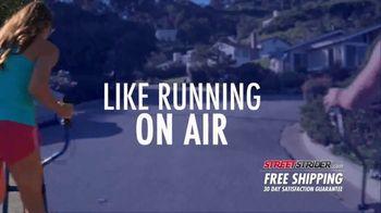 Street Strider TV Spot, 'The Elliptical that MOVES You!' - Thumbnail 4