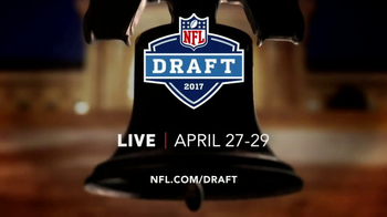 2017 NFL Draft Experience TV Spot, 'The Future Is in Philly' - Thumbnail 7