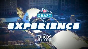 2017 NFL Draft Experience TV Spot, 'The Future Is in Philly' - 1 commercial airings