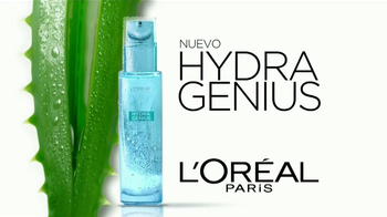 L'Oreal Paris Hydra Genius TV Spot, 'Dale de beber' [Spanish] - Thumbnail 9