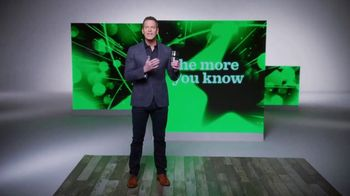 The More You Know TV Spot, 'Environment: Reusable Mug' Feat. Thomas Roberts - 7 commercial airings