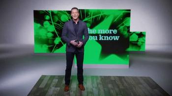 The More You Know TV Spot, 'Environment: Reusable Mug' Feat. Thomas Roberts - Thumbnail 1