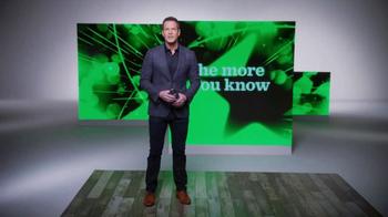 The More You Know TV Spot, 'Environment: Reusable Mug' Feat. Thomas Roberts - Thumbnail 2